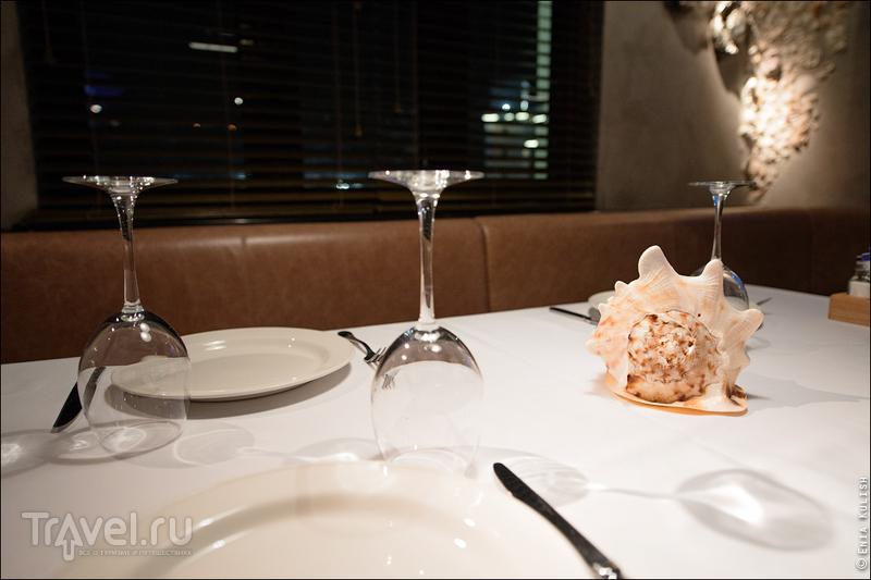 Обзор еды на курорте Роза Хутор. Рестораны / Фото из России