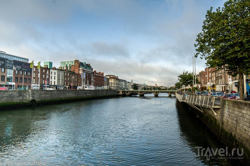 Ирландия. Дублин. Прогулка по городу / Ирландия