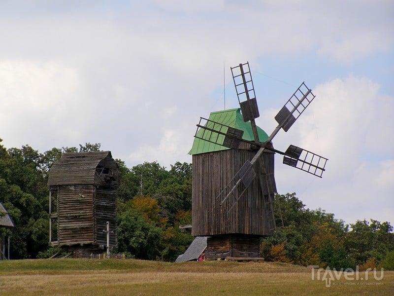 Киев. Музей Пирогово. Млины / Украина