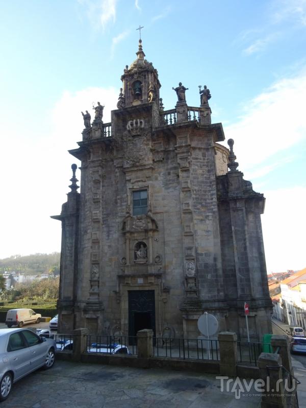 Сантьяго-де-Компостела / Испания