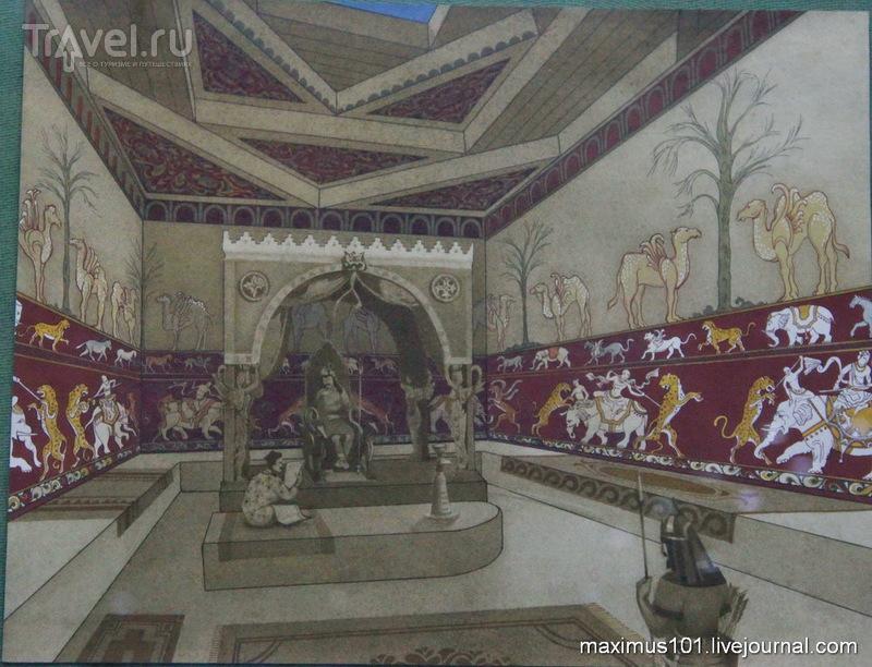 Музей истории Узбекистана в Ташкенте / Узбекистан