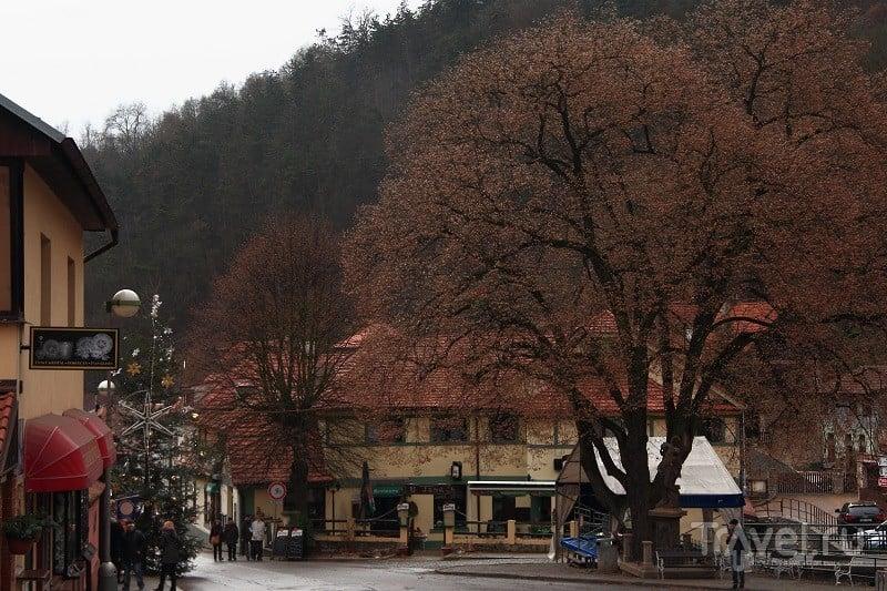 Карлштейн - красавец / Чехия