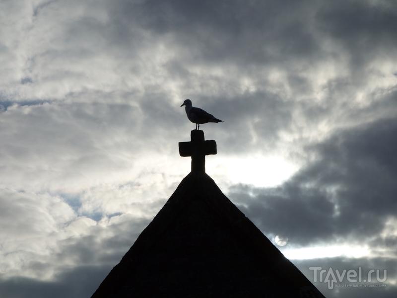 Мон-Сен-Мишель / Фото из Франции