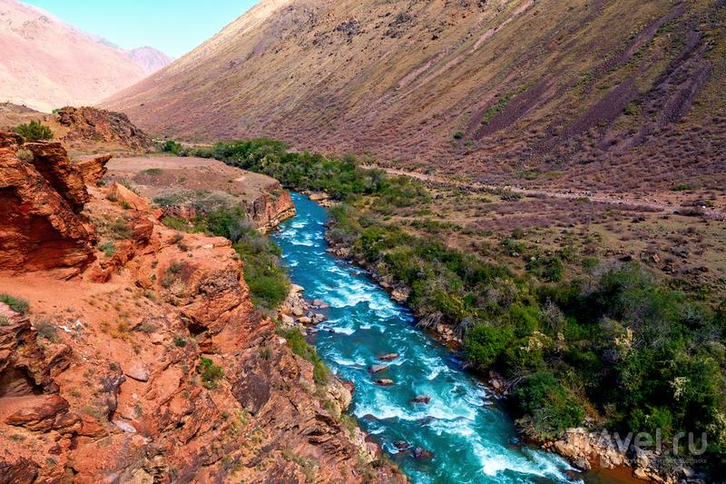 Иссык-Куль / Фото из Киргизии