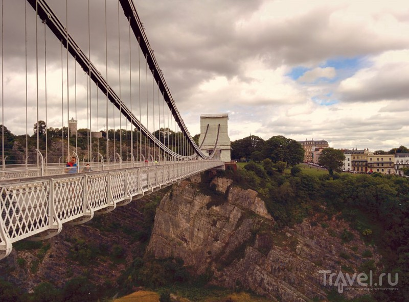 Бюджетный отдых в Англии. Бристоль / Великобритания