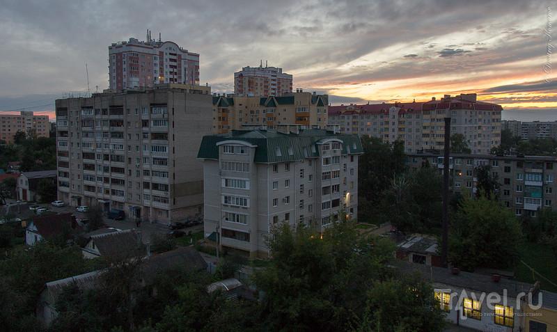 Орловская осень: заметки путешественника / Россия