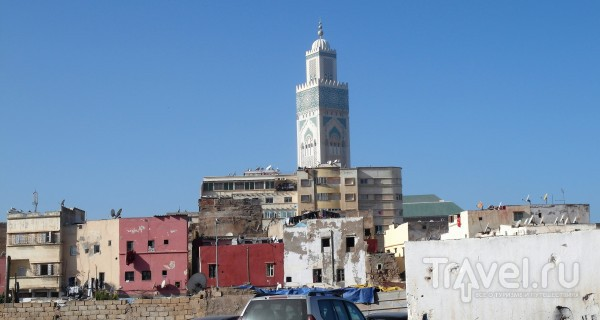 Совсем немного о Касабланке, Марокко / Марокко