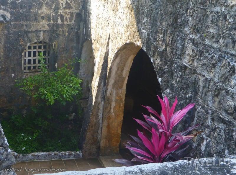 Гватемала. Форт Кастильо-де-Сан-Фелипе / Фото из Гватемалы