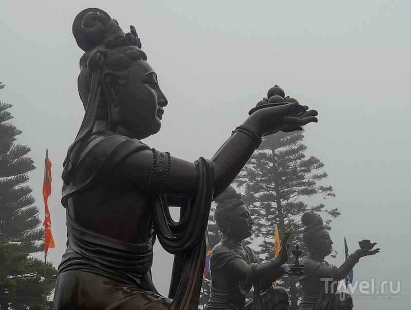 Путешествие к Большому Будде / Гонконг - Сянган (КНР)