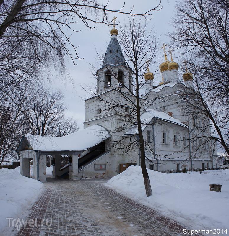 Село Спас-Загорье / Россия