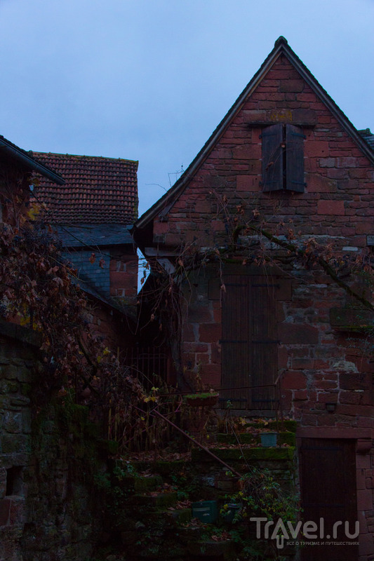Collonges-La-Rouge / Франция