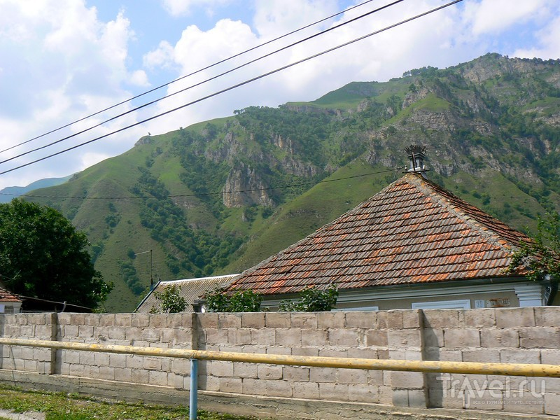 Кабардино-Балкария. По Чегемскому ущелью / Россия