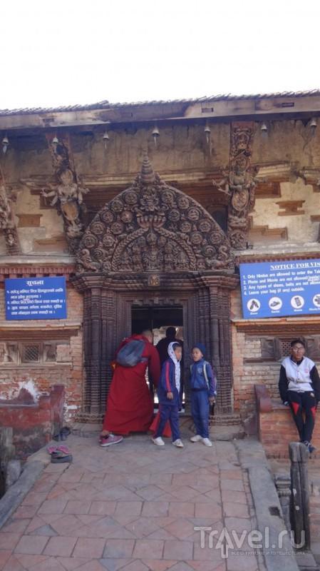 Непал. Бхактапур / Непал