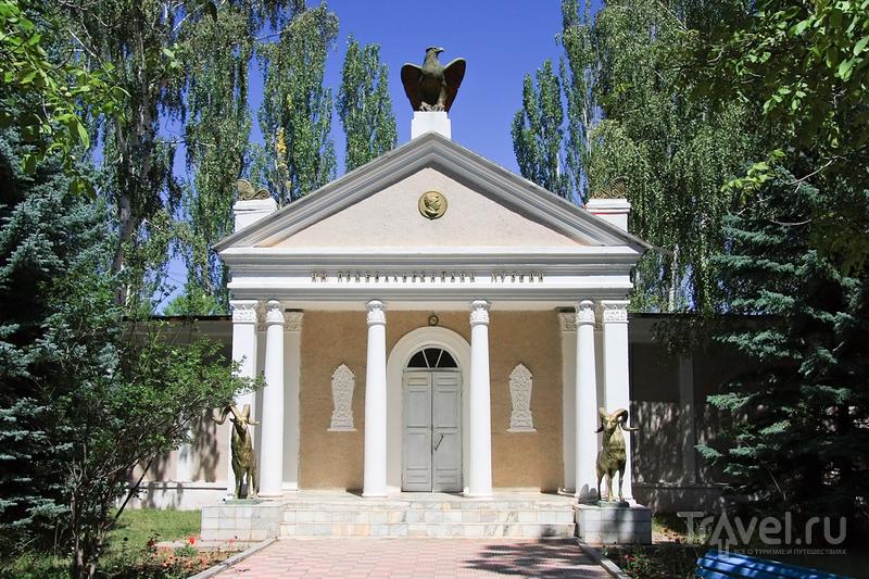 Вокруг Иссык-Куля / Киргизия