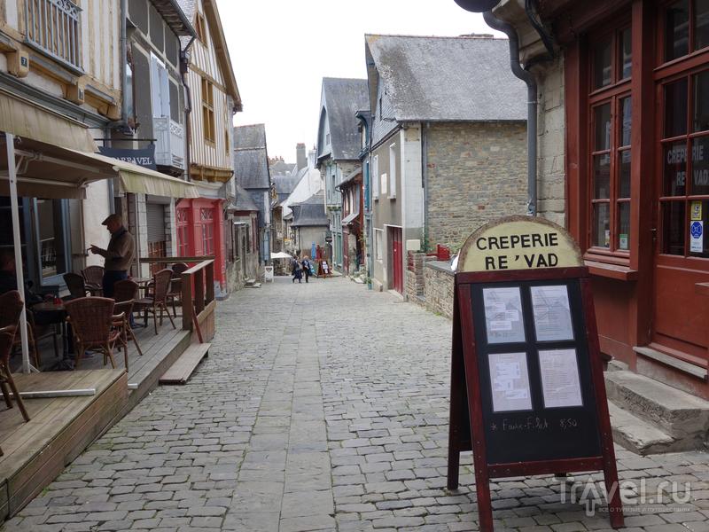 Средневековая Франция: Витре и Фужер / Фото из Франции