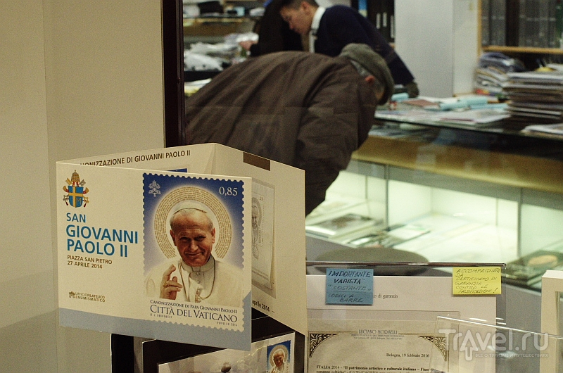 Магазины Рима / Фото из Италии