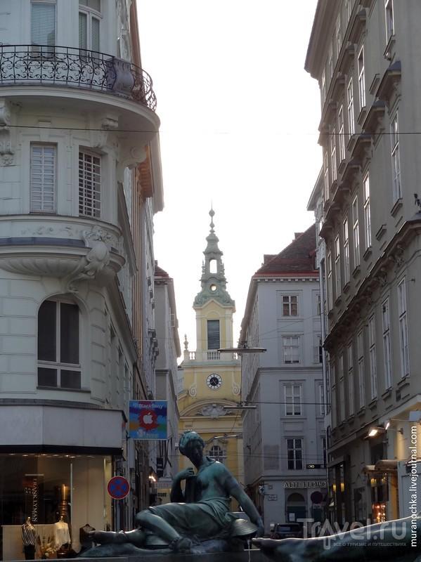 Вечерние венские прогулки: от Нойер-Маркт до ирландского паба / Фото из Австрии