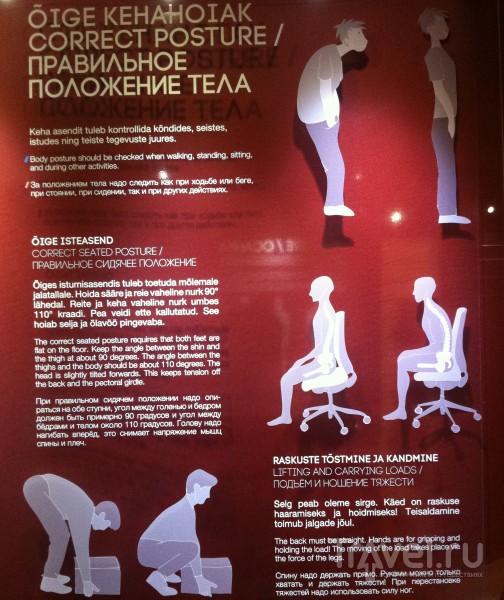 Эстонский Музей здравоохранения в Таллине