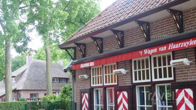 Прогулки по замку де Хаар / Нидерланды