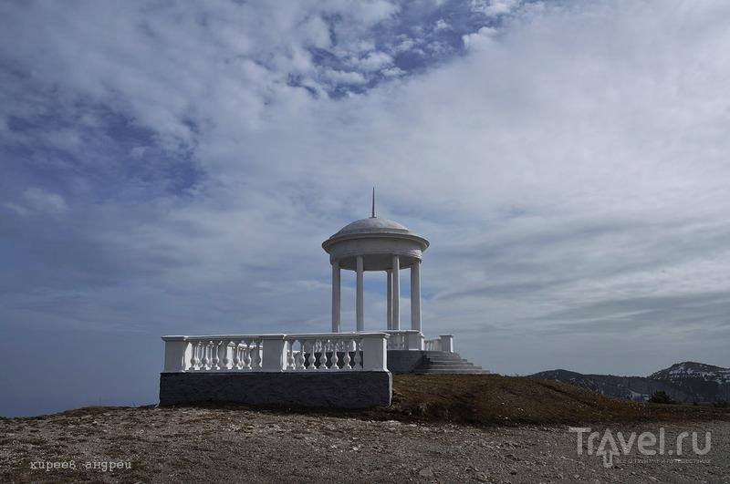 Крым. Беседка ветров / Фото из России