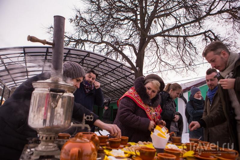 На выходные в Тулу. Ремесленники / Фото из России