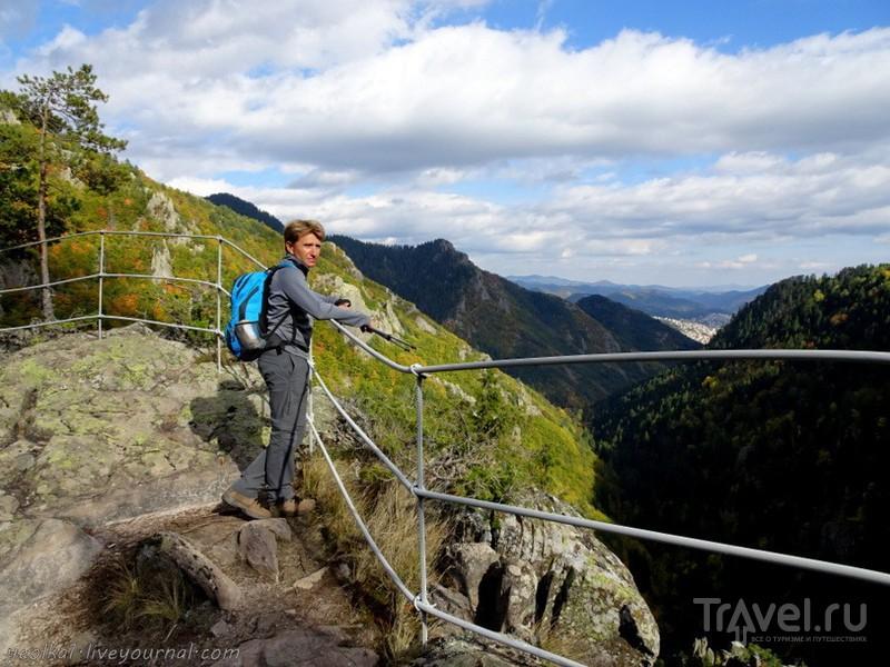 На конях и без по Родопским тропам. Каньон водопадов / Фото из Болгарии