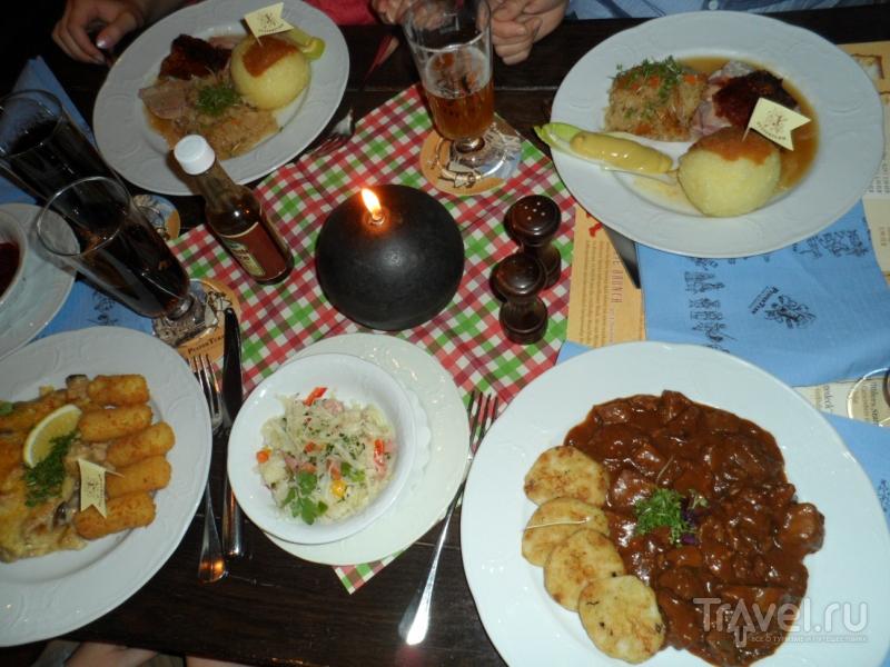 Знаменитые рестораны Дрездена. Софиенкеллер / Германия