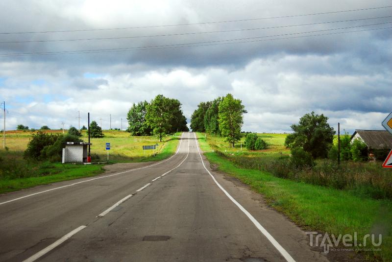 На машине в Крым и обратно / Белоруссия