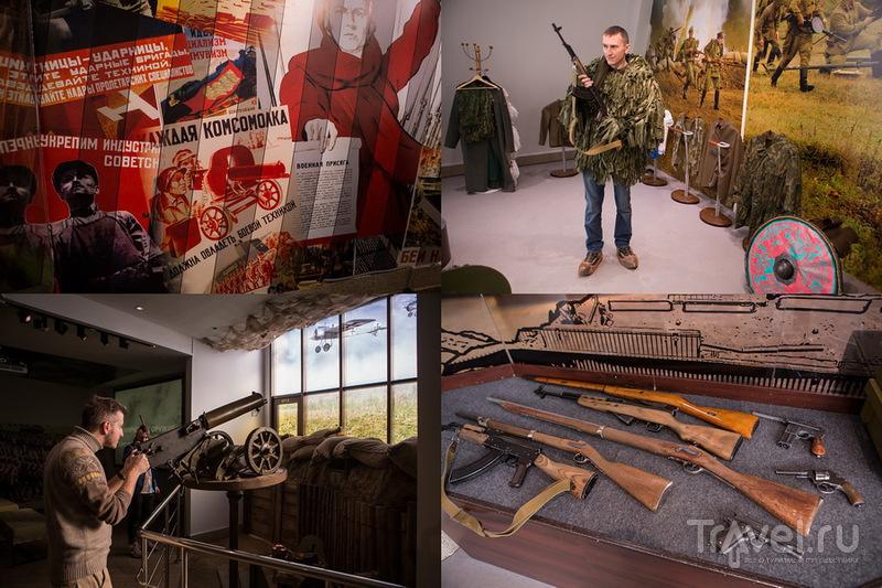 На выходные в Тулу. Оружие / Фото из России