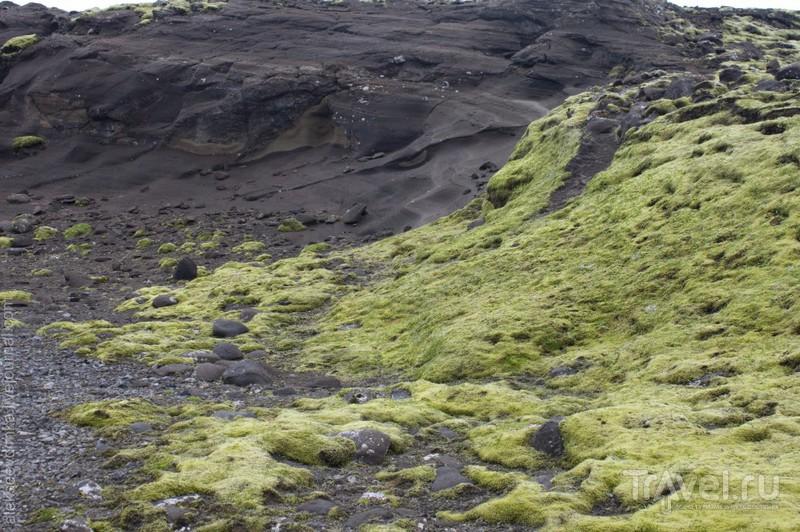 Вулкан Лаки / Исландия