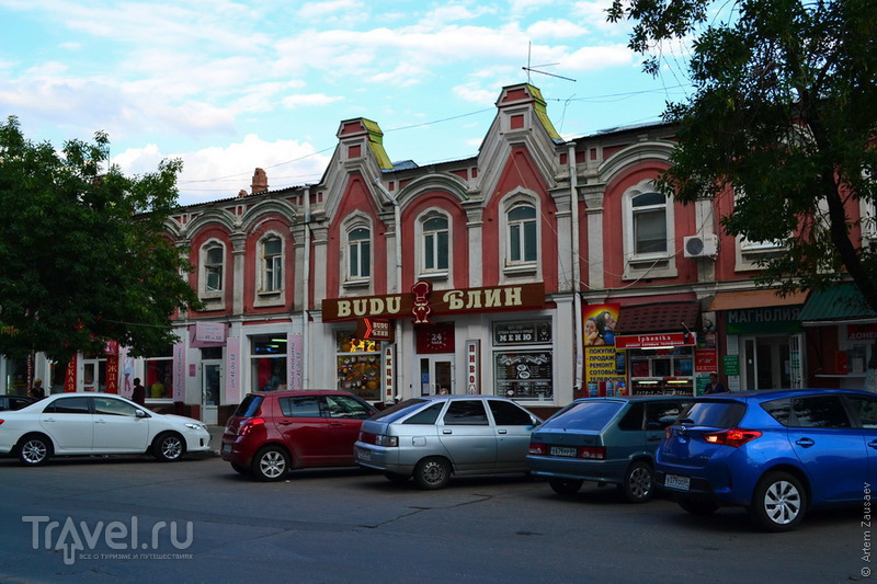 Саратов. Центр города / Фото из России