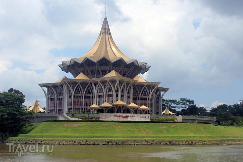 Борнео: Кучинг / Малайзия