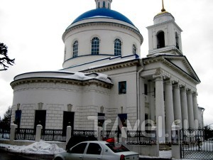 Город Серпухов / Россия