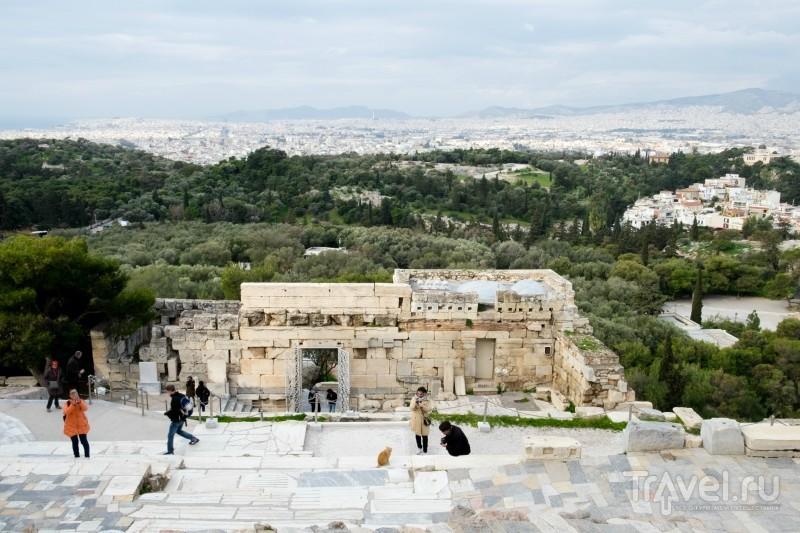 Галопом по руинам или мириада нежданных туристических открытий в греческой столице / Греция