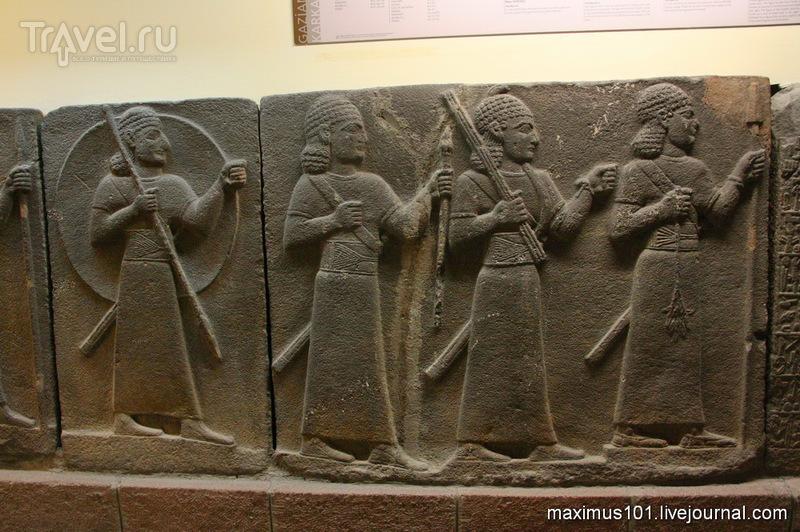 Музей анатолийских цивилизаций в Анкаре / Турция