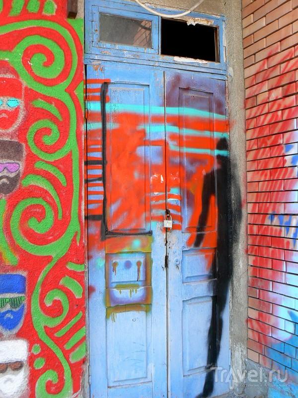 """Владикавказ. Арт-пространство """"Портал"""". Творческая лаборатория / Россия"""