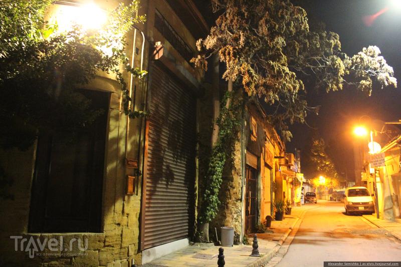 Никосия Северного Кипра. Почувствуй себя героем триллера / Фото с Кипра