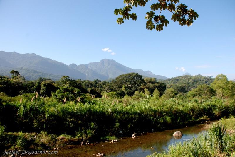 Мексика-Гватемала-Гондурас. Логистика путешествия - границы / Фото из Мексики