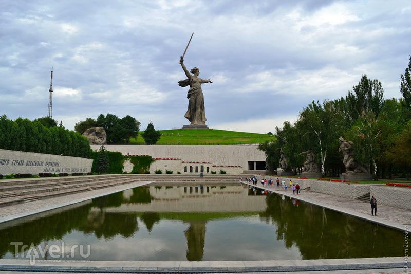 Волгоград. Август / Фото из России