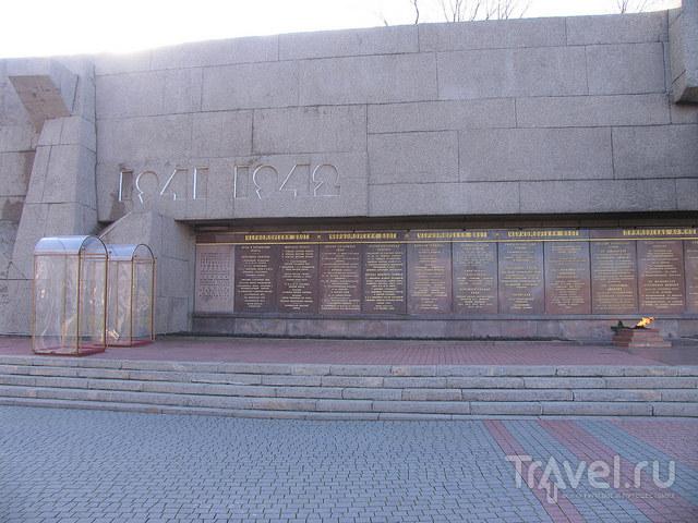 Прогулка по зимнему Севастополю / Россия