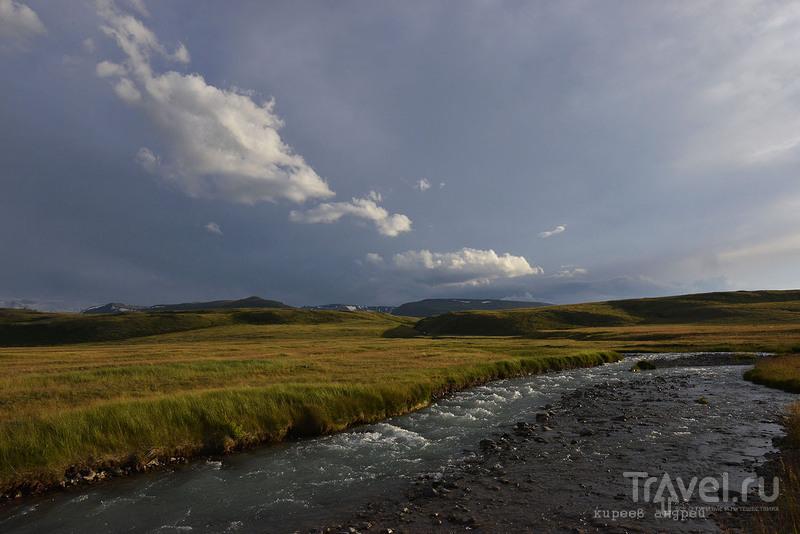 Алтай. Плато Укок / Фото из России