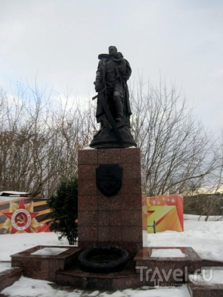 Серпухов. Соборная гора и Троицкий собор / Россия