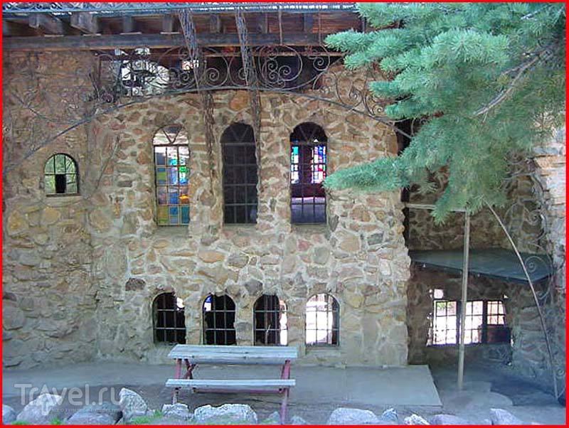 Рукотворное чудо - Bishop Castle / США
