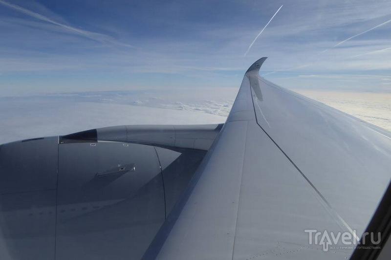 Корреспондент Travel.ru протестировал новый Airbus A350 Lufthansa