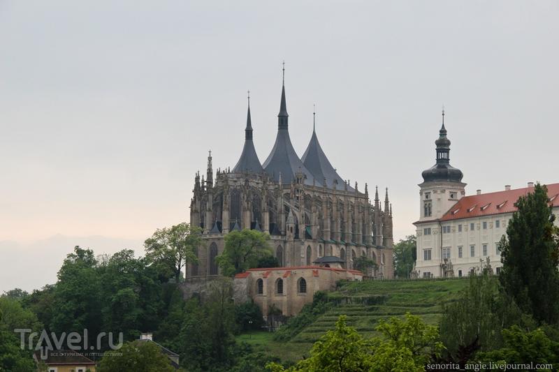 Влашский двор и его окрестности в Кутна-Горе / Чехия