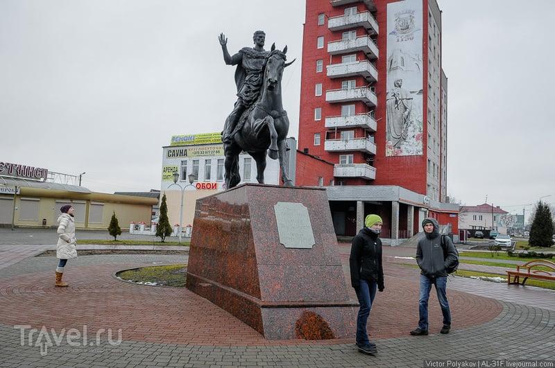 Беларусь: Полоцк. Пад шэрым крывiцкiм небам / Фото из Белоруссии