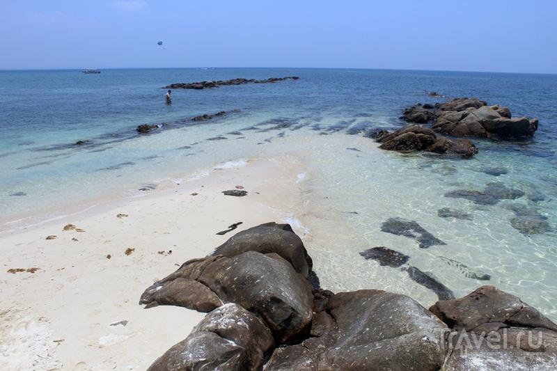 Борнео: национальный парк Тунку Абдул Рахман / Фото из Малайзии