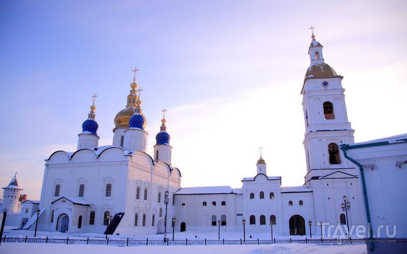 Тобольск. Первая столица Сибири / Фото из России
