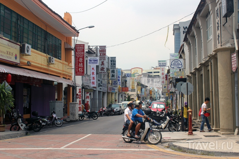 Пенанг - одно из самых интересных мест Малайзии / Малайзия