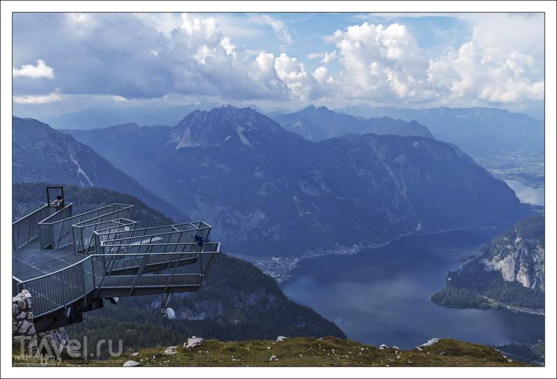 Австрия: пять пальцев / Фото из Австрии